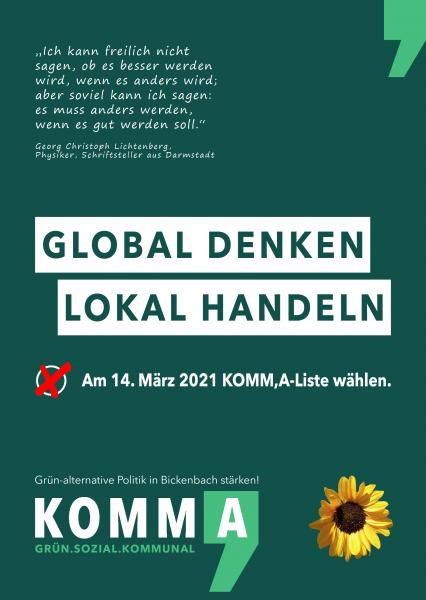 Global Denken